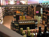 More than 2500 varieties of wines, Cole Bay Supermarket